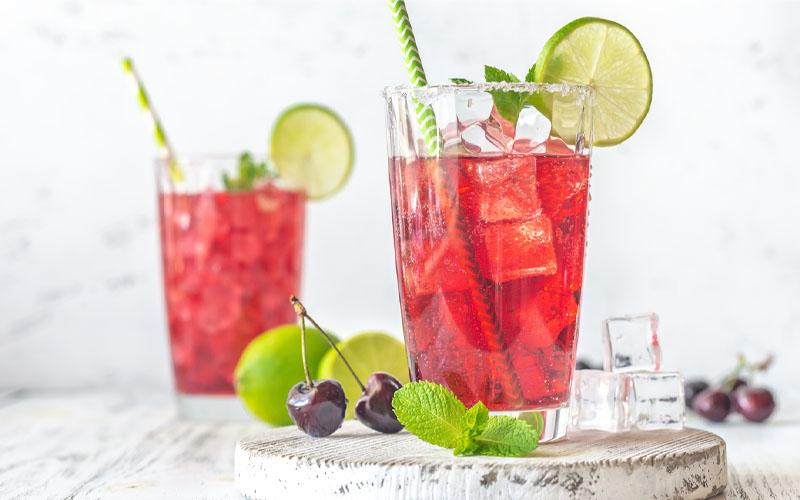 healthy soda pop