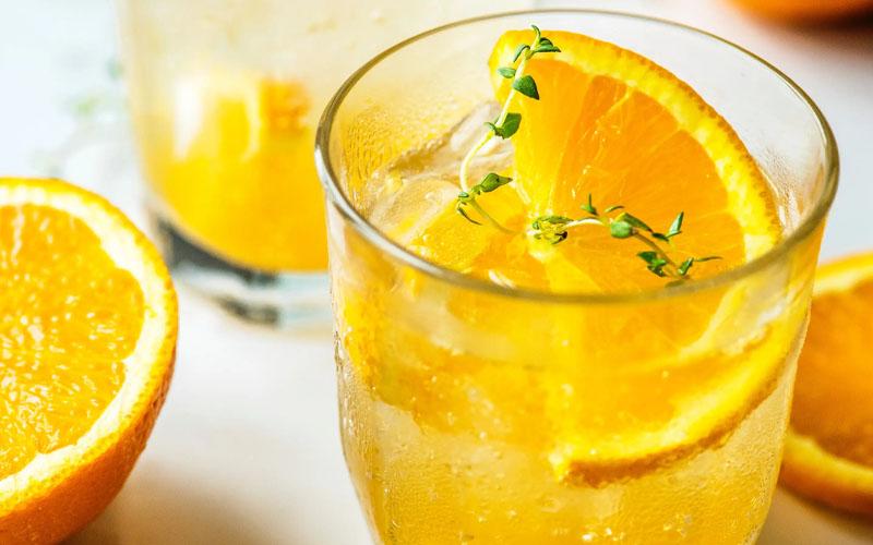 healthy sodas