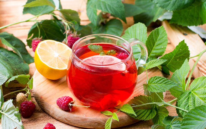 raspberry tea side effects