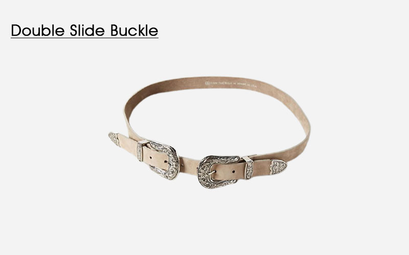 Double Slide Buckle