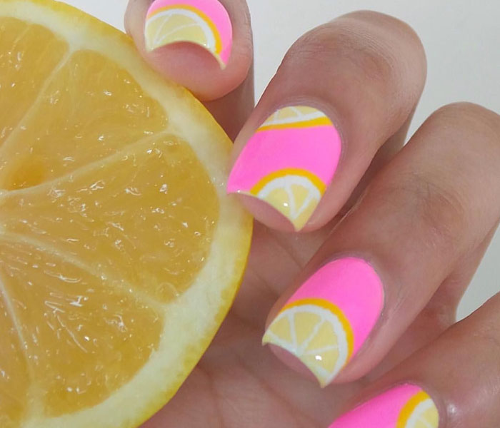 Fresh Lemon Fizz
