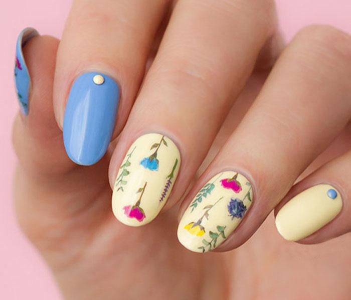 Fresh Summer Nails