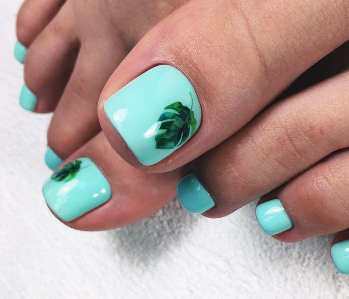 toe nail design pics