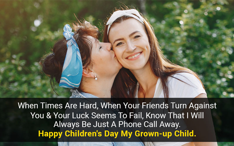 Messages for Adults Children