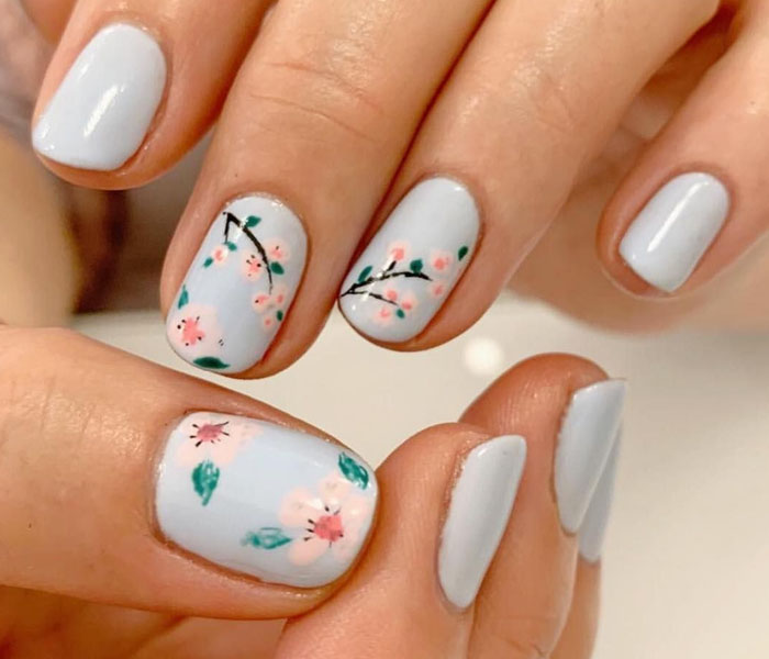 Pastel Nail Trends