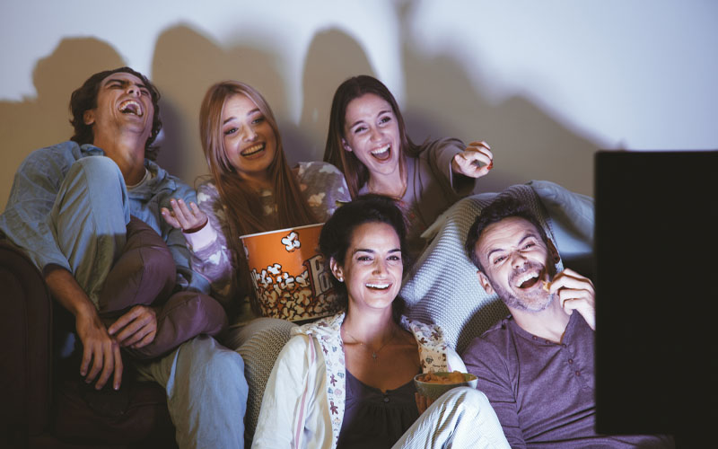 Spend Time Together & Watch Siblings Special Movies