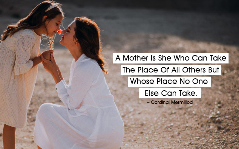 Thank You Messages for Your Mother – Appreciate All Her Sacrifices & Efforts