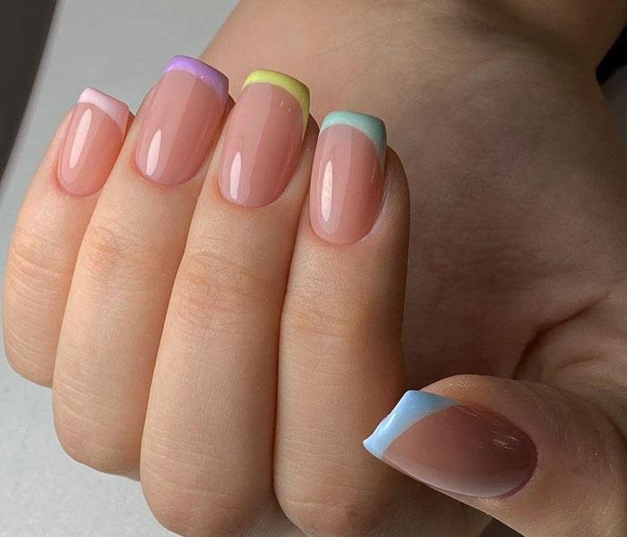 beach nails 2021
