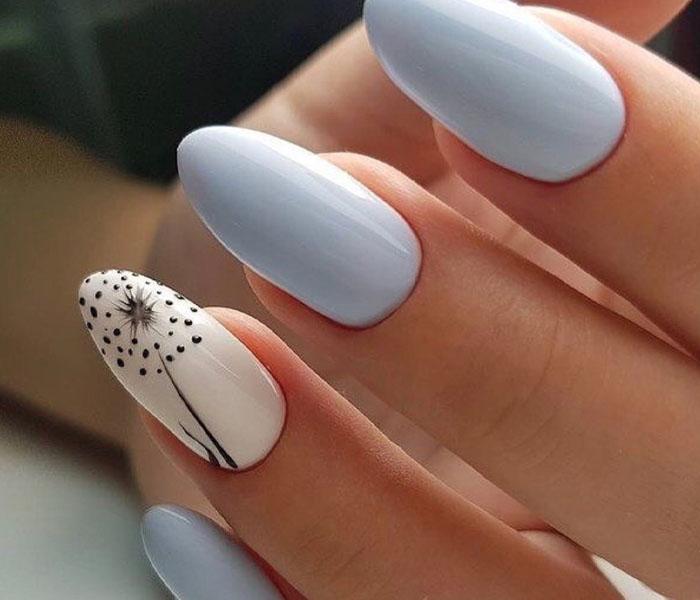 almond nail art (1)