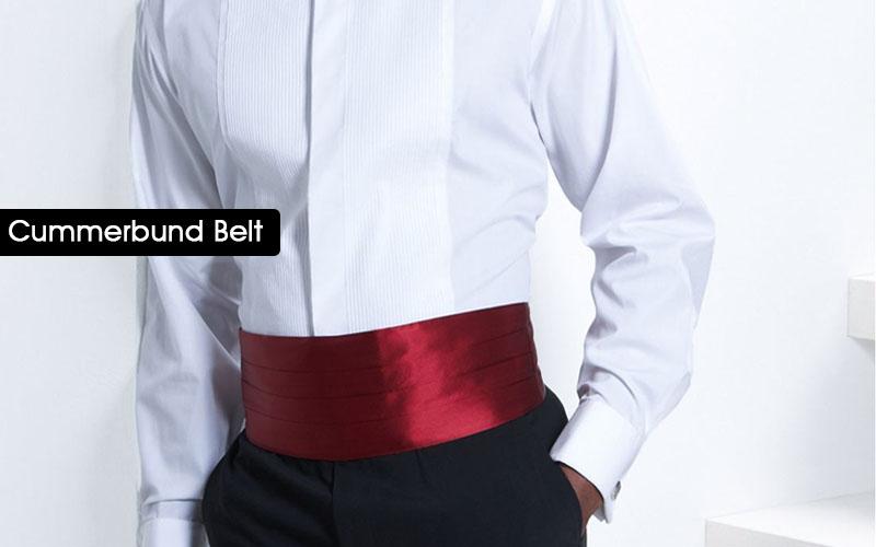 cummerbund belt