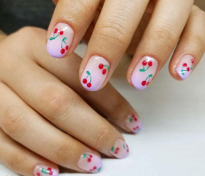 cute spring nails 2020