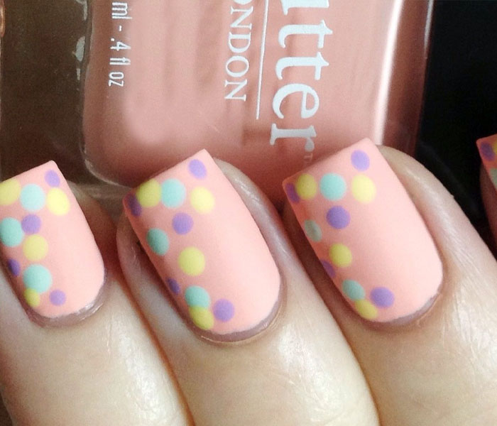 easter and spring nail ideas 2021