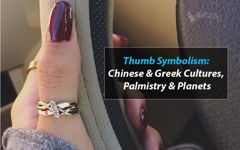 thumb symbolism