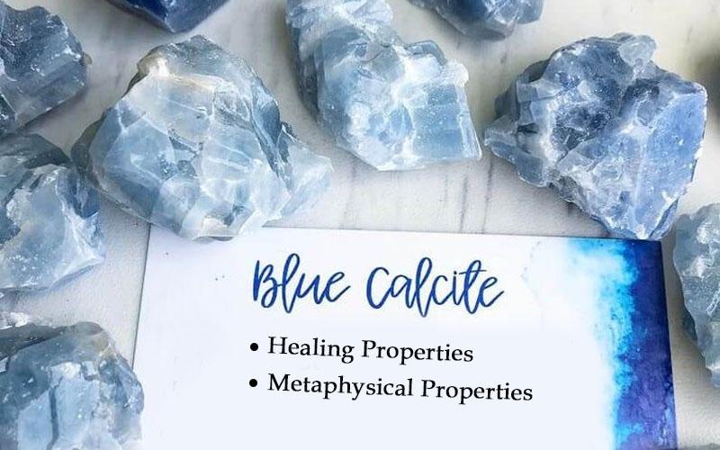 Blue Calcite Properties