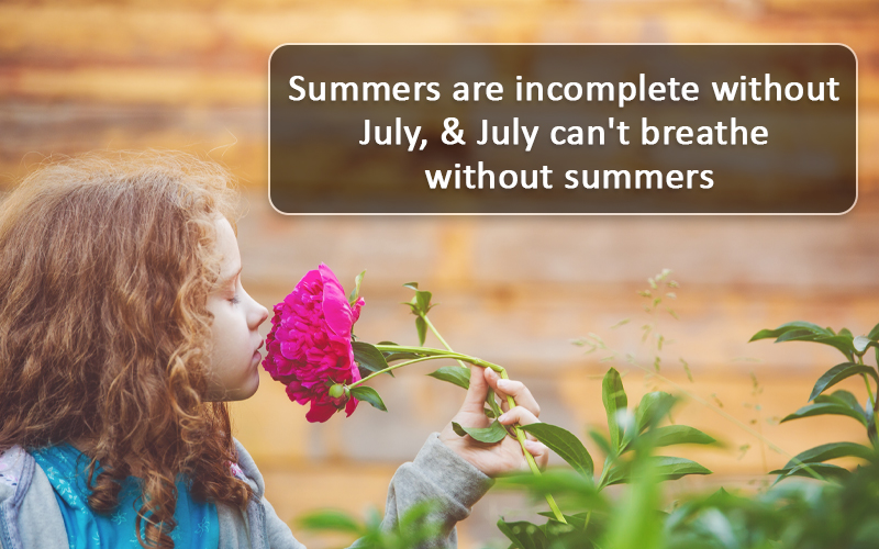 Born In July Quotes & Wishes
