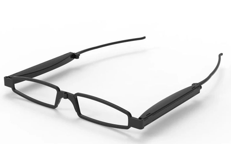 Collapsible Fashionable Foldable Pocket Glasses For Reading