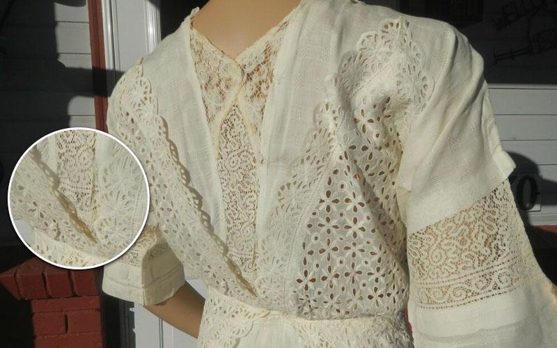 French Needle lace