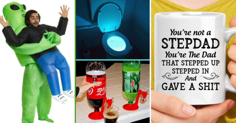 Funny Father Day Gifts