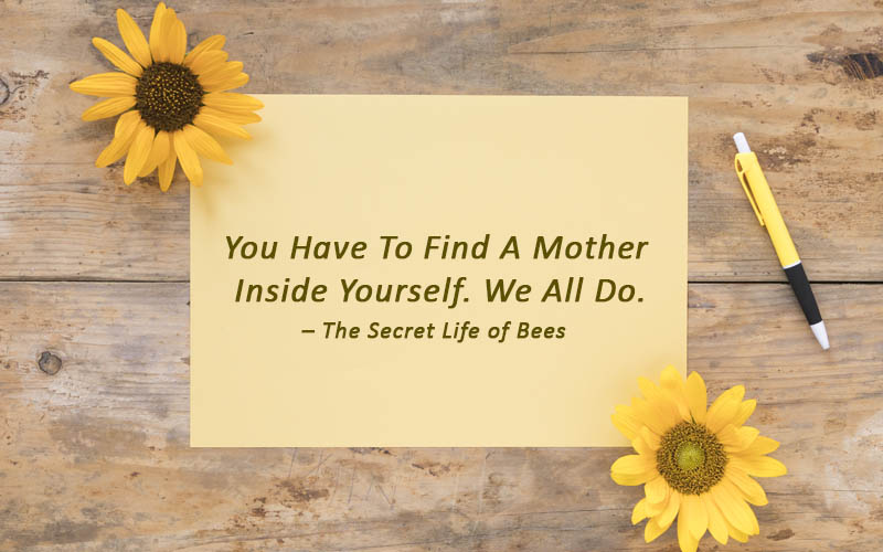 June Quotes Secret Life of Bees