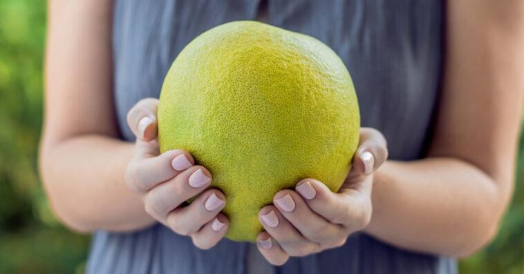 Pomelo Fruit