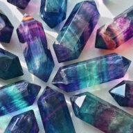 Rainbow Fluorite