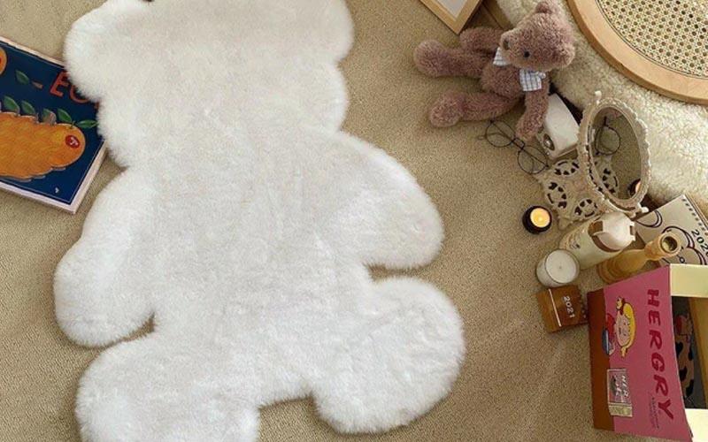 Soft Baby Bear Mat