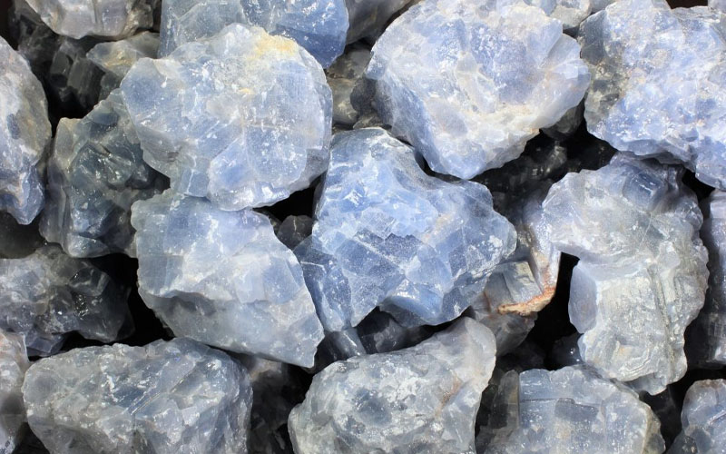 Where to Find Blue Calcite