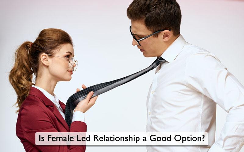 female dominated relationship