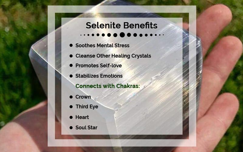 selenite benefits