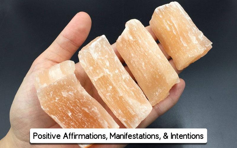 selenite crystal benefits