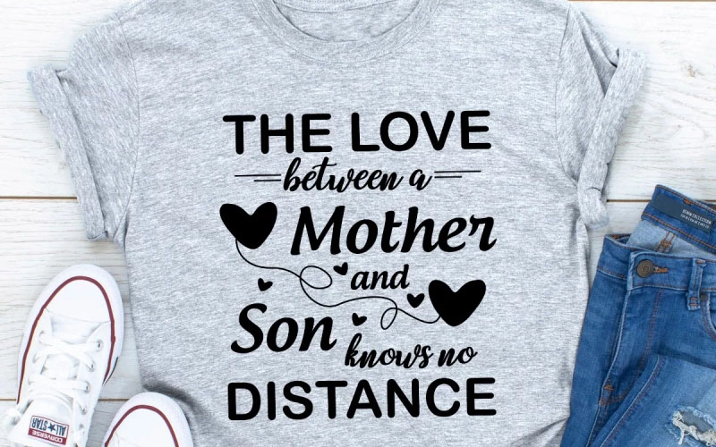 The Love Between A Mother And Son Knows No Distance