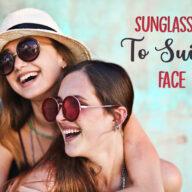 Types of sunglasses