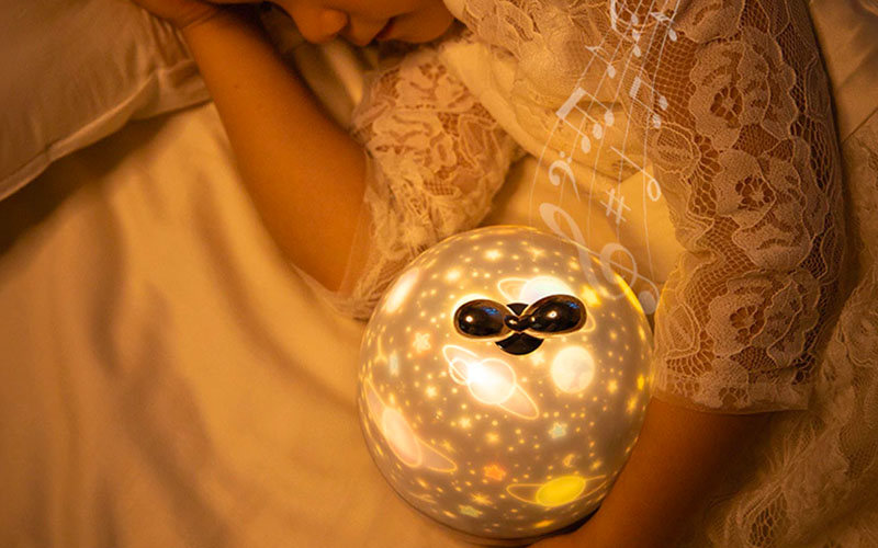 Night Light Projector & Dream Wish Box