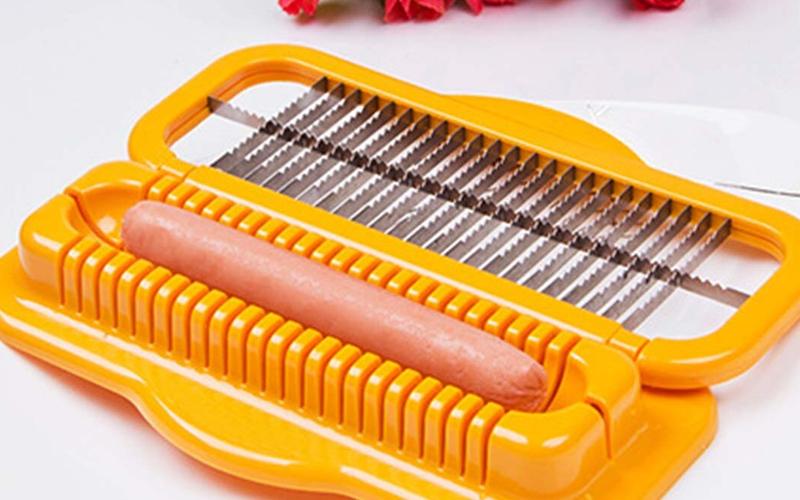 Sausages & Hot Dog Slicer Tool