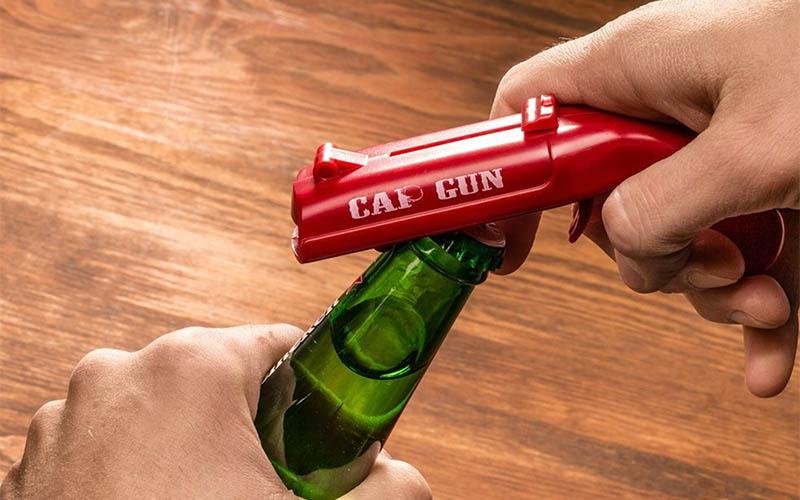 Bottle Cap Gun Shooter