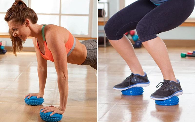 Fitness Gear Balance Pods For Exercise