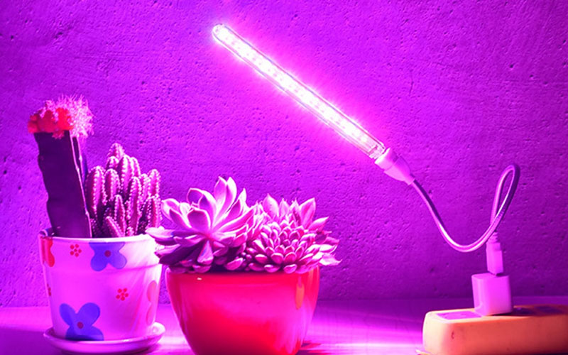 Indoor Led Plant Grow Light Strip