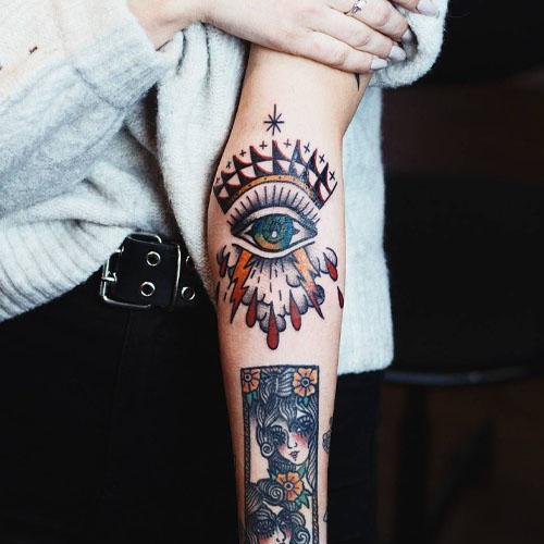 A Scary Eye