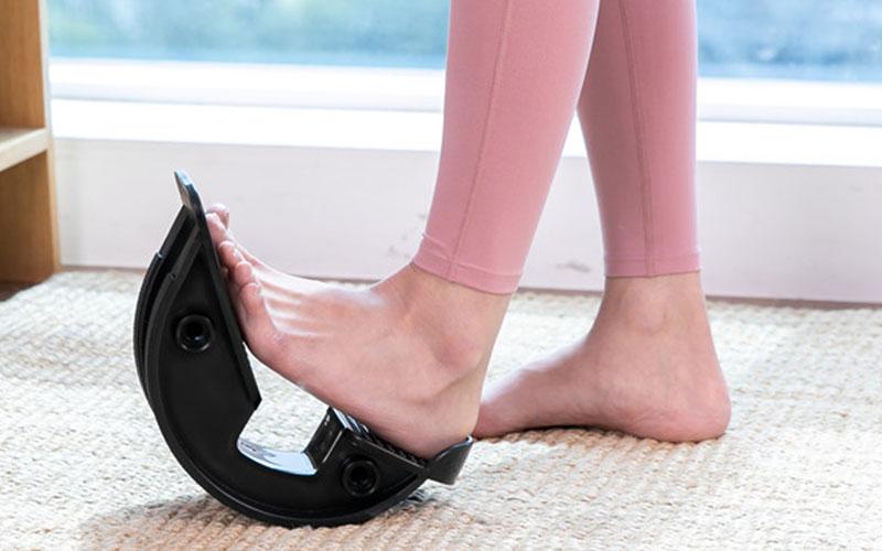 Achilles Tendon & Calf Stretcher Foot Rocker Device