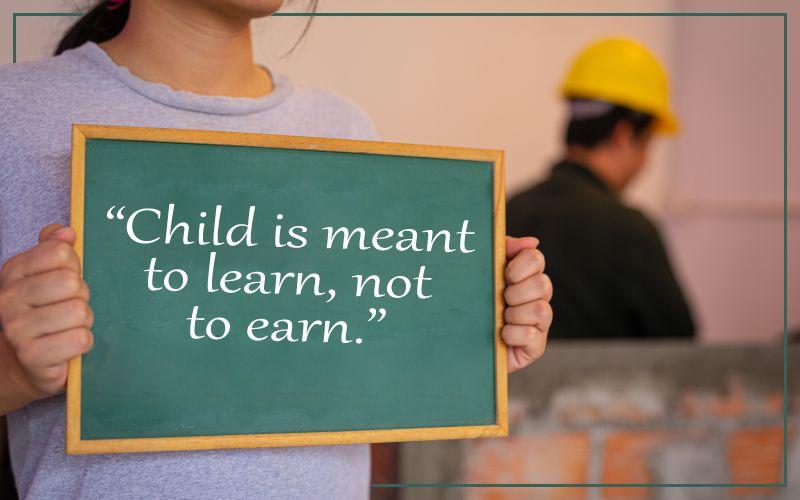 Best-slogans-against-child-labor