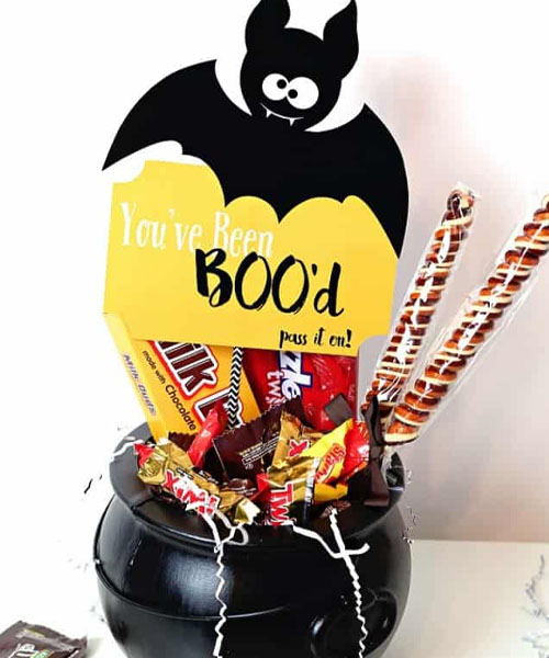 Bitty Bat Bucket