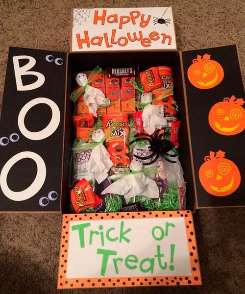 Boo crate for your boo – What an idea