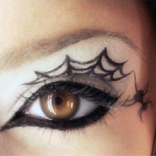 Cobweb Eye For Spider