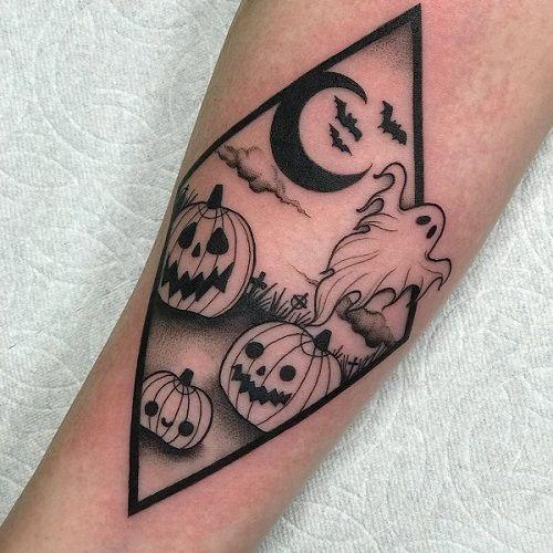 Creepy Cute Tattoos