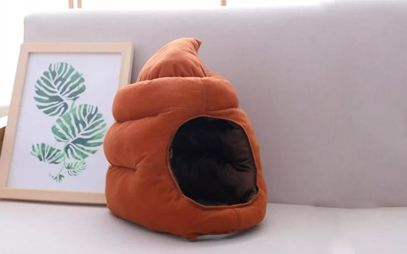 Don't Let Kiddos Forget To Add Fun & Giggles This Halloween With This Poop Hat Present