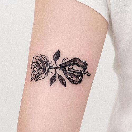 Hallows Eve Tattoo