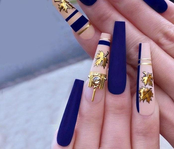 Stiletto Coffin Nails