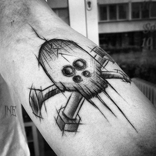 Skulls & Screws