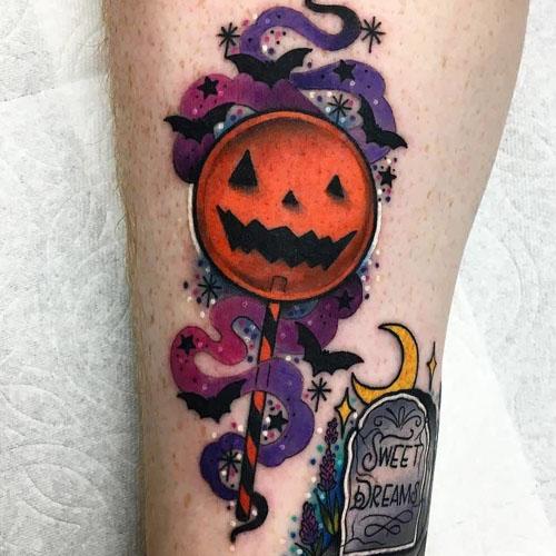 Sweet Dreams With Pumpkin