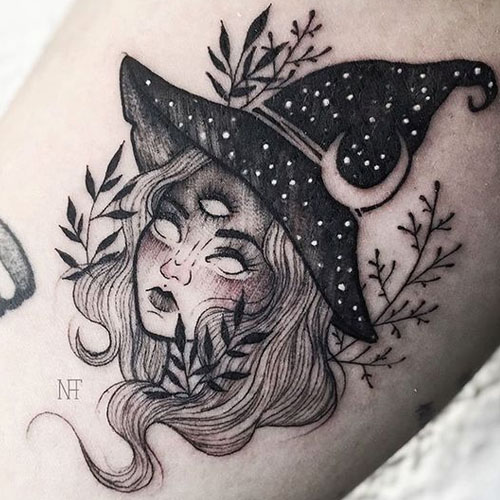 The Spellbinding Witch